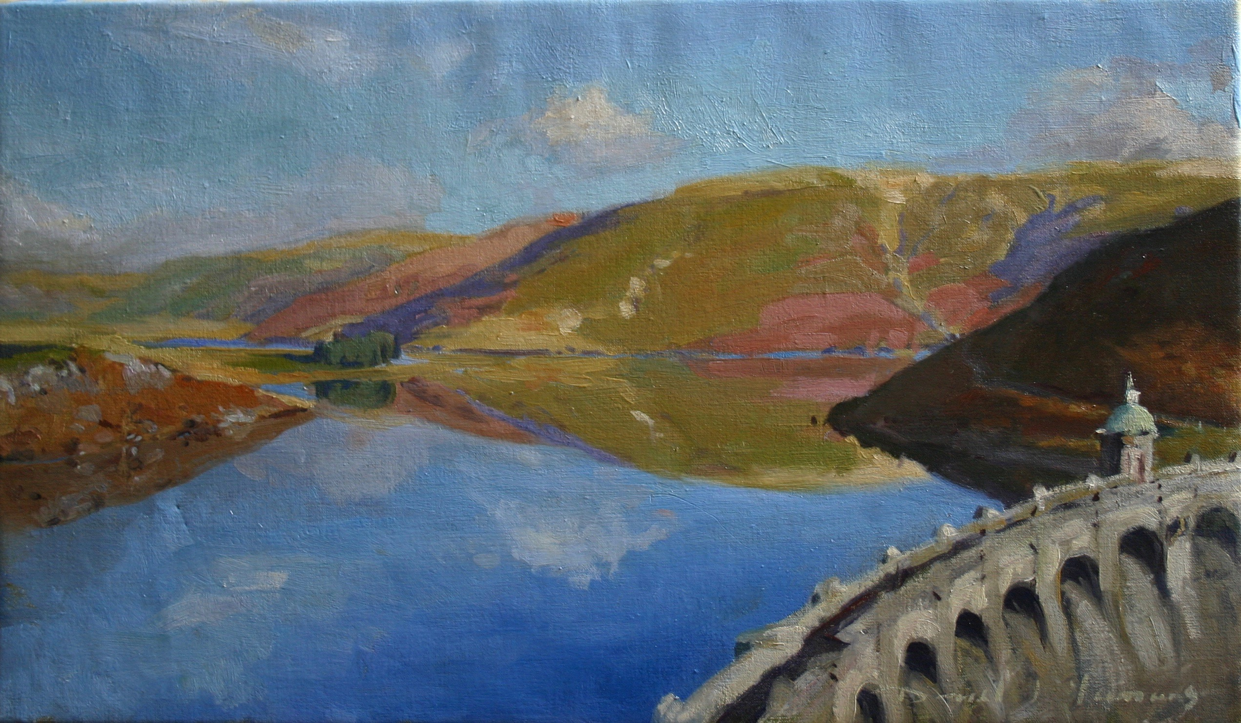Craig Goch reservoir